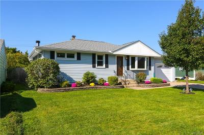 Cheektowaga Single Family Home U-Under Contract: 26 Queens Drive