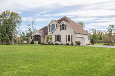 Erie County Single Family Home U-Under Contract: 8975 Sesh Road