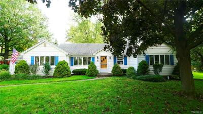 Orchard Park Single Family Home A-Active: 95 Thorn Avenue