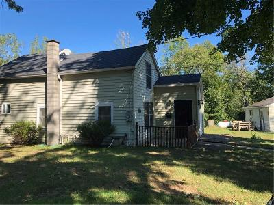 Orleans County Single Family Home U-Under Contract: 218 Laurel Street