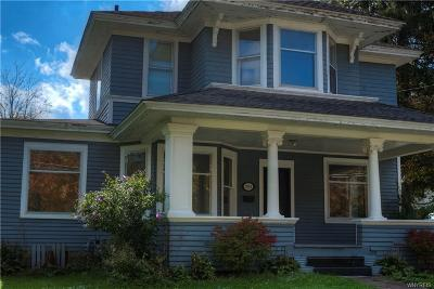 Little Valley Single Family Home U-Under Contract: 304 Erie Street