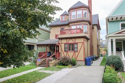 Buffalo Multi Family 5+ A-Active: 485 Ashland Avenue