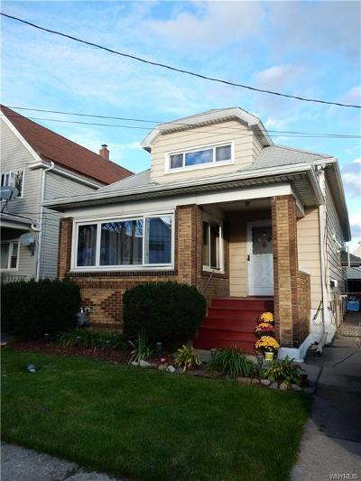Single Family Home A-Active: 207 Halstead Avenue