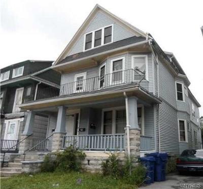 Buffalo Multi Family 2-4 A-Active: 16 Butler Avenue