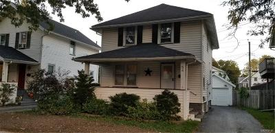 Batavia NY Single Family Home A-Active: $89,000