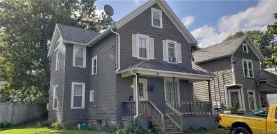 Perry Single Family Home U-Under Contract: 12 Bradford Street