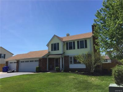 West Seneca Single Family Home A-Active: 33 Brookwood Drive