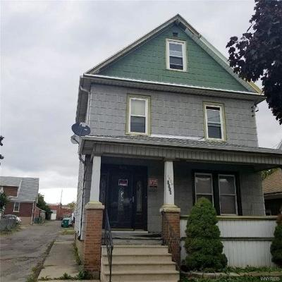 Niagara Falls Single Family Home A-Active: 1616 Walnut Avenue