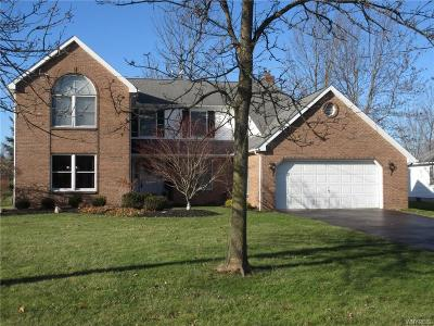 Clarence Single Family Home A-Active: 5300 Goodrich Road