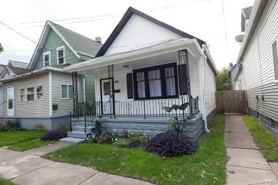 Buffalo Single Family Home A-Active: 725 Perry Street