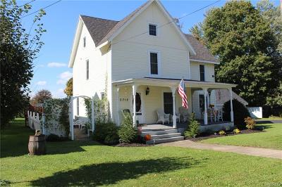Arcade Single Family Home A-Active: 5712 Curriers Road