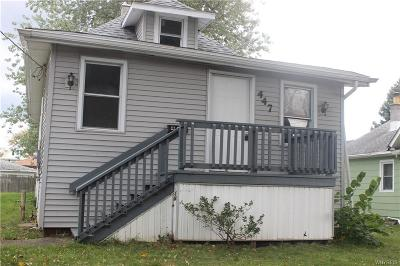 Niagara County Single Family Home A-Active: 447 79th Street