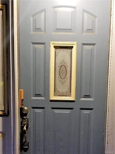 Buffalo Single Family Home U-Under Contract: 88 Briggs Avenue