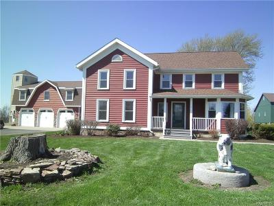 Niagara County Single Family Home A-Active: 4723 Lower Mountain Road