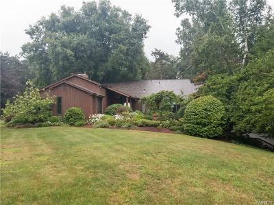 Erie County Single Family Home U-Under Contract: 286 Greenwood Court