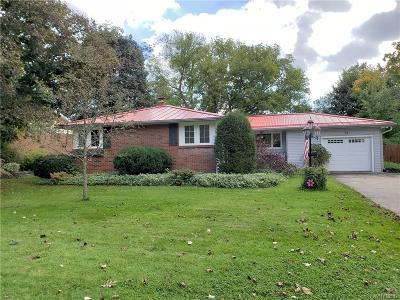 Niagara County Single Family Home A-Active: 54 Lincolnshire Drive