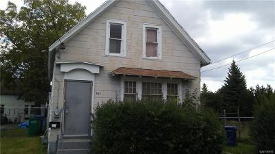 Buffalo Single Family Home A-Active: 361 Fox Street