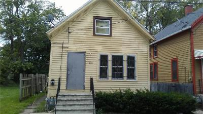 Buffalo Single Family Home A-Active: 444 Adams Street