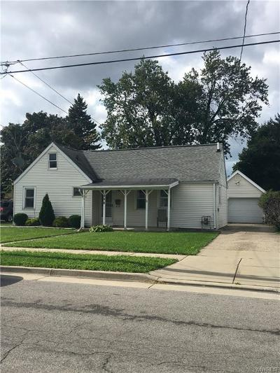 West Seneca Single Family Home A-Active: 208 Barnsdale Avenue