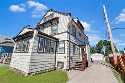 Buffalo Single Family Home A-Active: 15 Tennyson Avenue