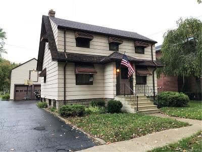 Niagara County Single Family Home U-Under Contract: 244 Stenzil Street