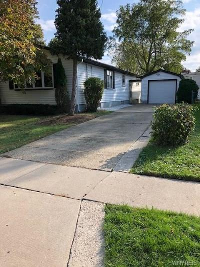 West Seneca Single Family Home A-Active: 177 Bellwood Avenue