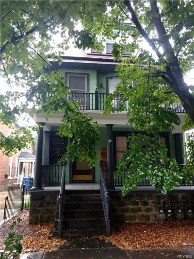 Buffalo Multi Family 2-4 A-Active: 39 College Street