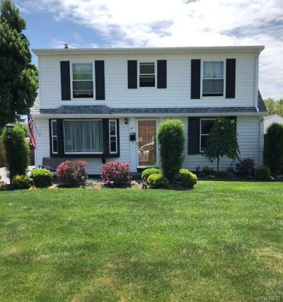 Cheektowaga Single Family Home A-Active: 47 Yeager Drive