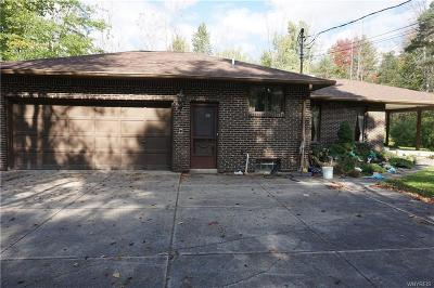 West Seneca Single Family Home A-Active: 115 Leydecker Road