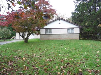 Clarence Single Family Home U-Under Contract: 4650 Ransom Road