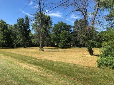 Erie County Residential Lots & Land A-Active: 3200 Tonawanda Creek Road