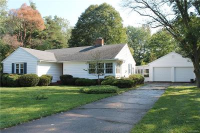 Niagara County Single Family Home A-Active: 4895 Gothic Hill Road