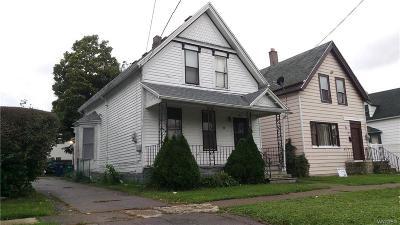 Buffalo Single Family Home A-Active: 63 Landon Street