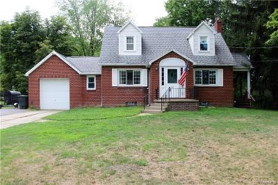Orchard Park Single Family Home A-Active: 2826 Transit Road