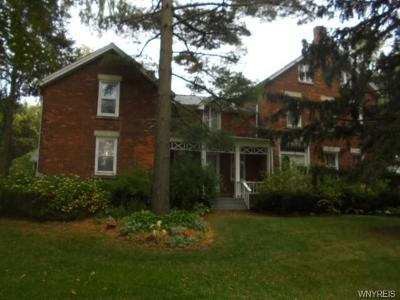 Wilson Single Family Home A-Active: 3252 Youngstown Road