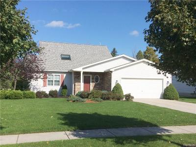 Lancaster Single Family Home A-Active: 193 Nathans Trail
