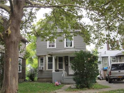 Niagara County Single Family Home A-Active: 724 Monteagle Street