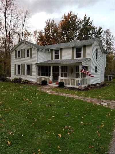Niagara County Single Family Home A-Active: 6111 Condren Road
