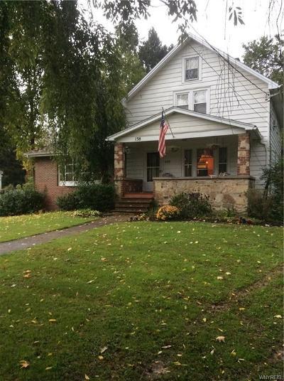 Portville Single Family Home A-Active: 138 South Main Street