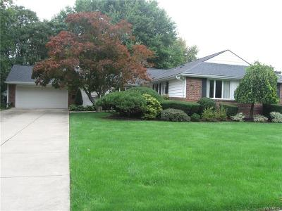 Amherst Single Family Home A-Active: 212 Woodbury Drive