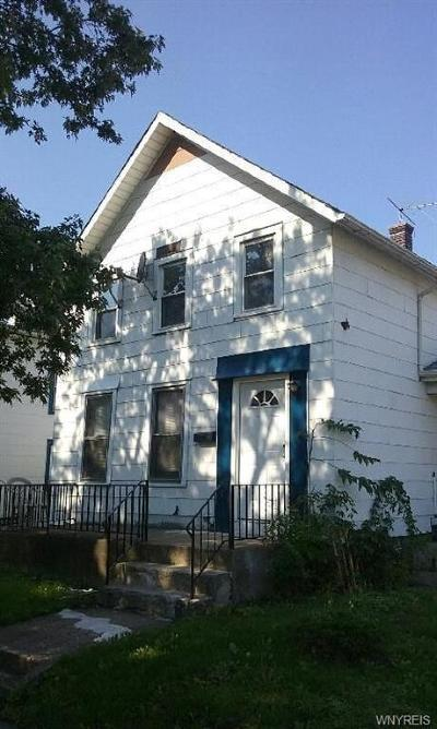 Buffalo NY Multi Family 2-4 A-Active: $99,000