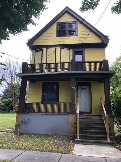 Buffalo NY Multi Family 2-4 A-Active: $64,900