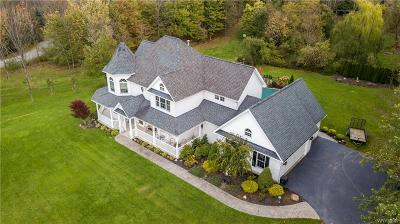 Orchard Park Single Family Home A-Active: 6545 Chestnut Ridge Road