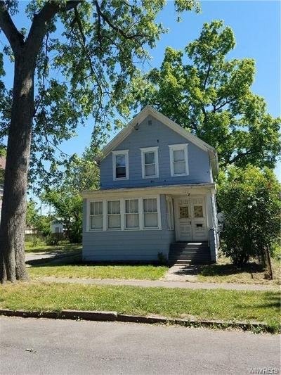 Niagara County Single Family Home A-Active: 1123 Willow Avenue