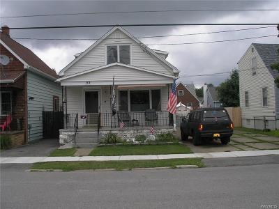 Cheektowaga Single Family Home A-Active: 93 Pleasant Parkway