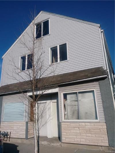 Buffalo NY Multi Family 2-4 A-Active: $64,800