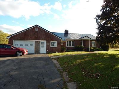 Lewiston NY Single Family Home A-Active: $189,000