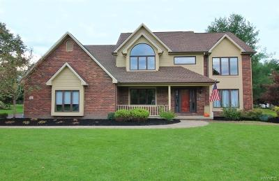 Orchard Park Single Family Home P-Pending Sale: 24 Silent Meadow Lane