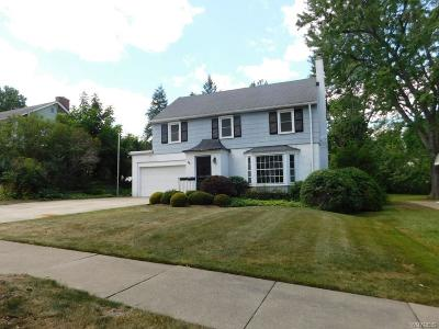 Amherst Single Family Home A-Active: 76 Burroughs Drive