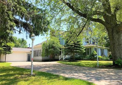 Clarence Single Family Home A-Active: 4611 Shisler Road
